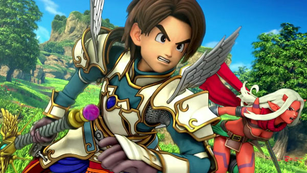 Dragon Quest X Version 3