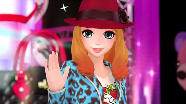 Girls Mode 3: Kirakira Code