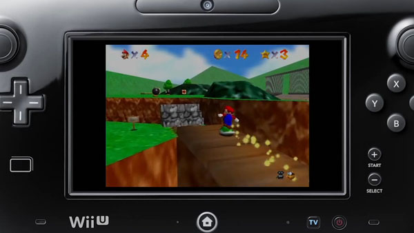 Nintendo 64 and ds games hit wii u today gematsu - Will wii u games play on wii console ...
