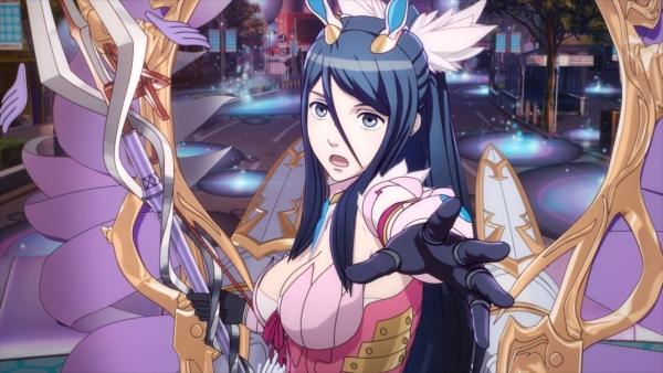 Shin Megami Tensei X Fire Emblem
