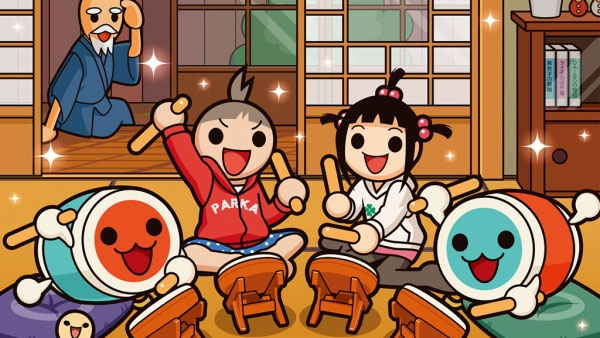Taiko Drum Master: Tokumori!