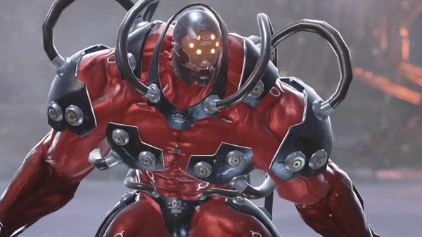 Tekken 7 Unveils New Character Gigas Gematsu