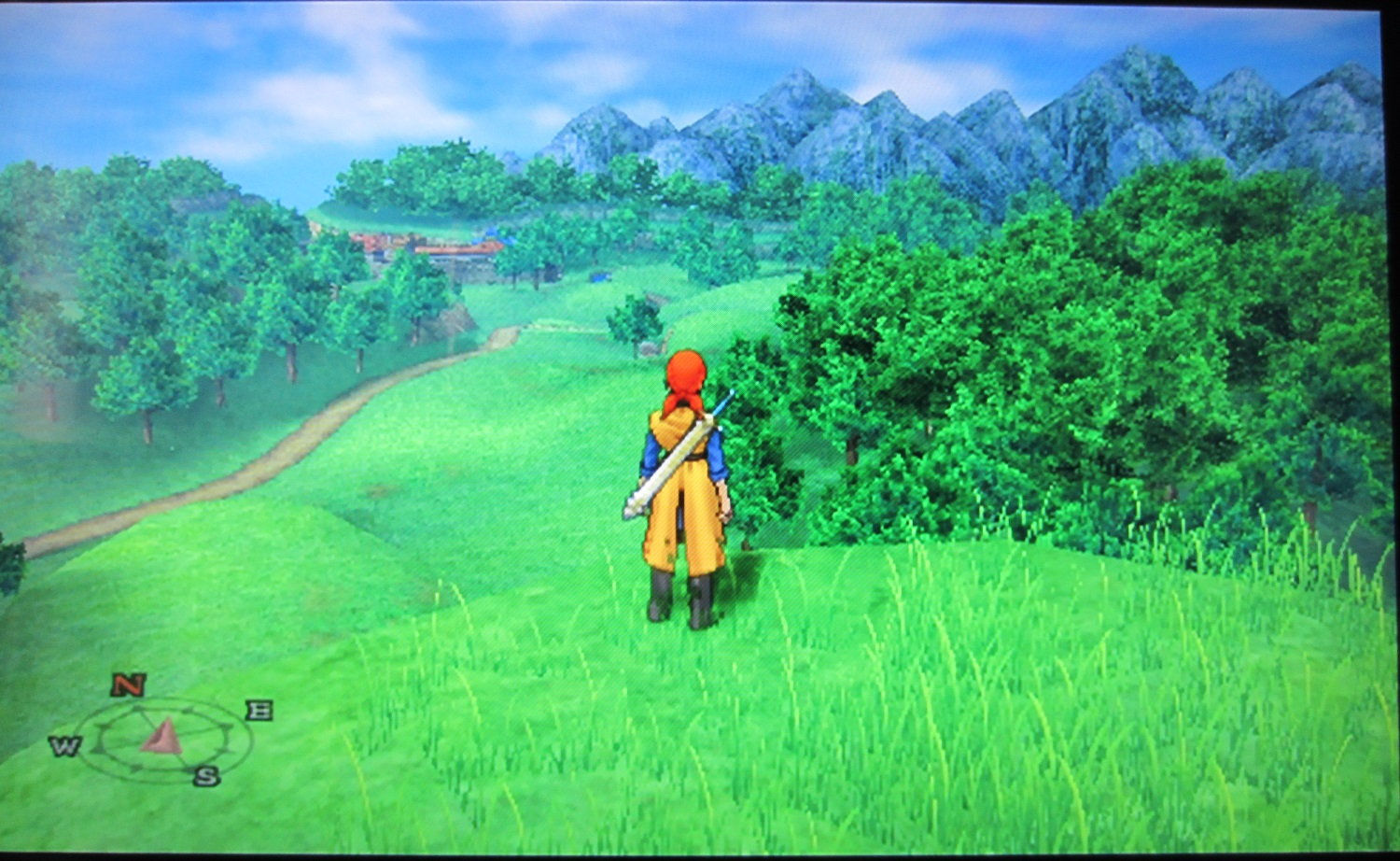 Dragon Quest Viii 3ds Poster Shows New Characters Gematsu