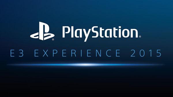 PlayStation at E3 2015