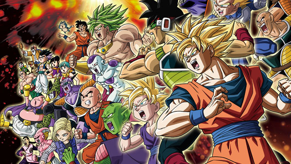 Dragon Ball Z Extreme Butoden coming west in October  Gematsu