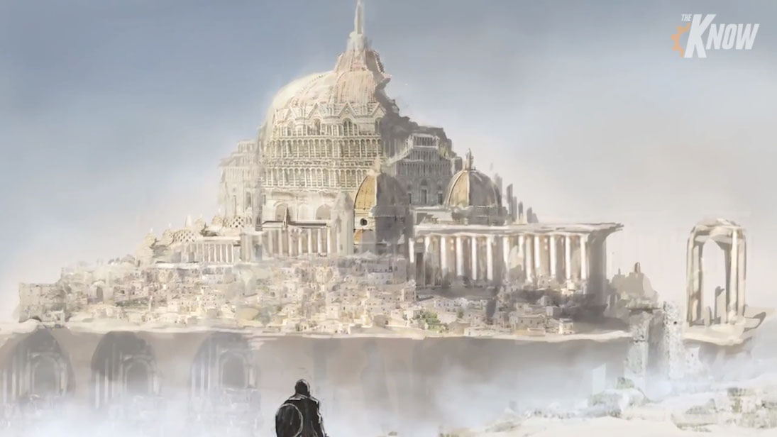 Dark souls iii first details screenshots leaked gematsu for Dark souls 3 architecture