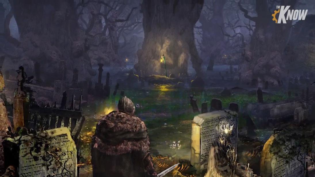 Dark Souls III first details, screenshots leaked