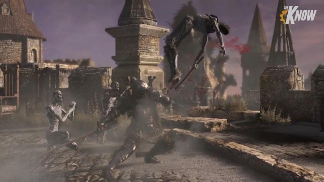 Dark Souls III First Details Screenshots Leaked