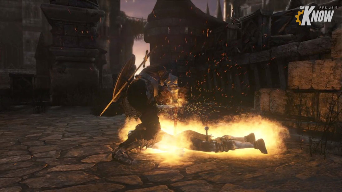 Dark Souls III first details, screenshots leaked - Gematsu