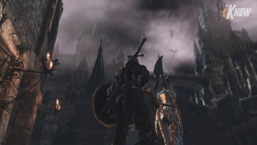 YouTube channel The Know reportedly has first details on Dark Souls