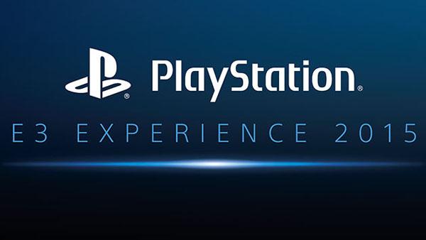Sony at E3