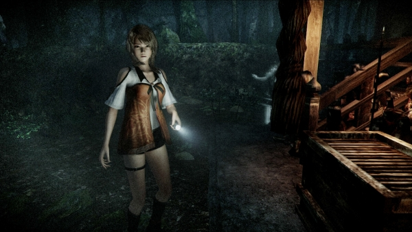 Fatal Frame Wii U : Fatal frame maiden of black water launches this fall