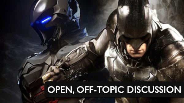 Open Forum #154