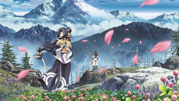 Utawarerumono (Le chant des rêves) Utawarerumono-2-Anime-Ann
