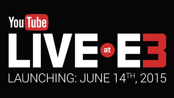 YouTube Live at E3