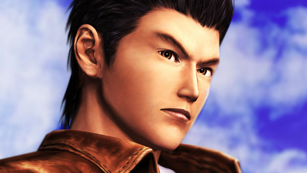 Ryo in Shenmue