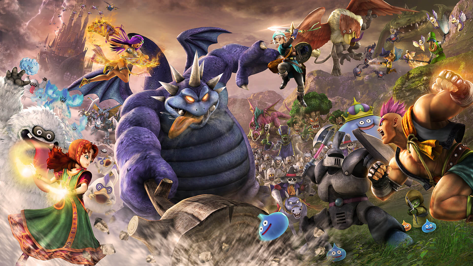 Image result for dragon quest heroes 2