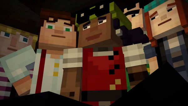 Minecraft Story Mode APK obb