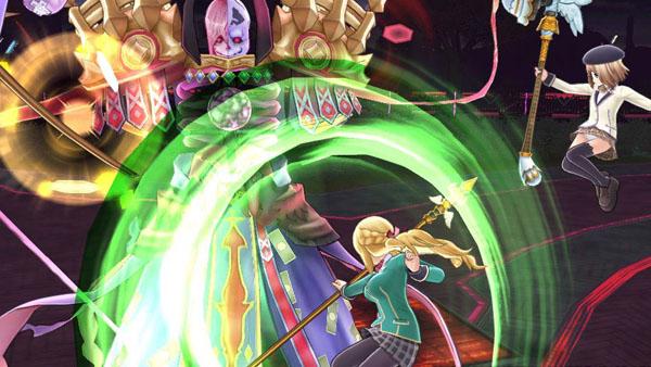Extreme Dimension Tag Blanc + Neptune VS Zombie Army