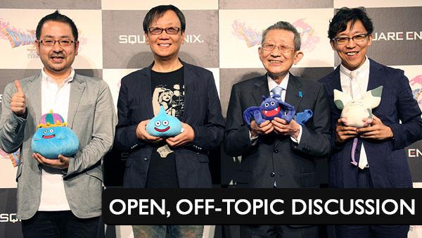 Open Forum #159