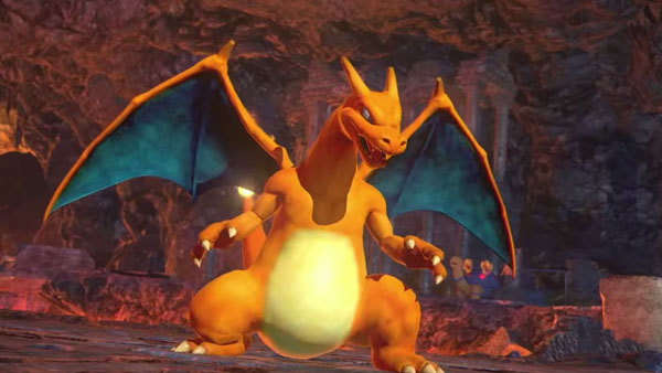how to get charizard x in pokemon sun