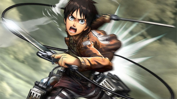 Attack on Titan (Koei Tecmo)