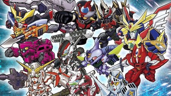 Super Robot Wars BX