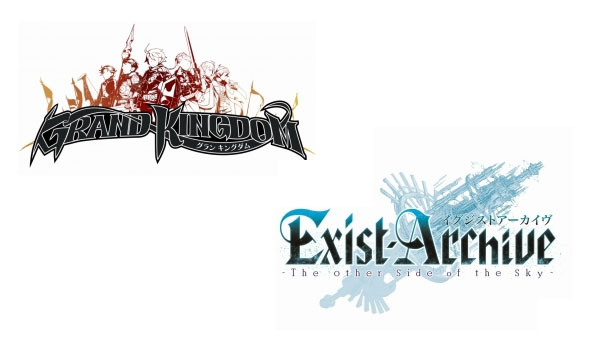 Grand Kingdom and Exist Archive
