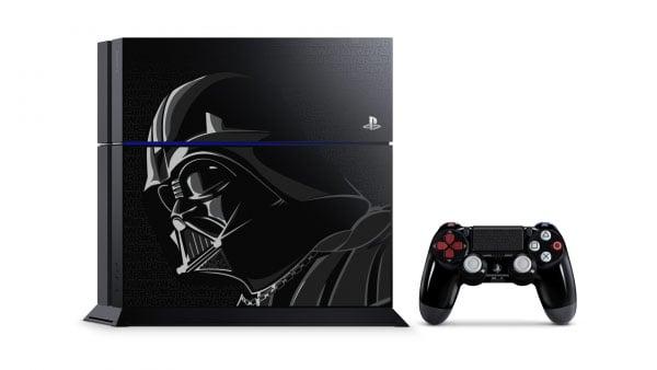 Darth Vader PS4