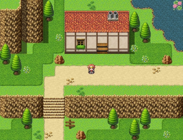how to make a pokemon game in rpg maker mv