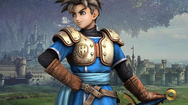 Dragon Quest Heroes - Luceus