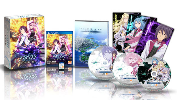 The Asterisk War for PS Vita