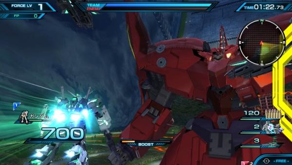 Mobile Suit Gundam: Extreme VS Force