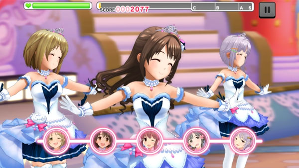 The Idolmaster Cinderella Girls Starlight Stage Tops Four