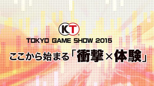 Koei Tecmo at TGS 2015