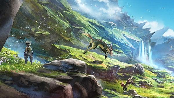 Monster Hunter Stories First Details Screenshots Gematsu