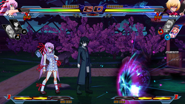 Nitroplus Blasterz: Heroines' Infinite Duel