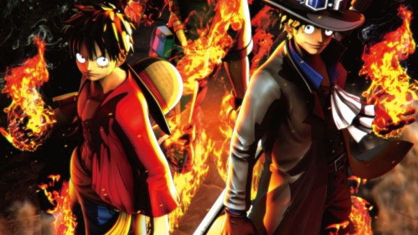 One Piece Burning Blood Coming West For Ps4 Xbox One