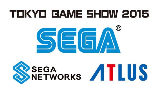 Sega at TGS 2015