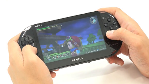 Dragon quest builders first off screen ps vita gameplay for Builders first