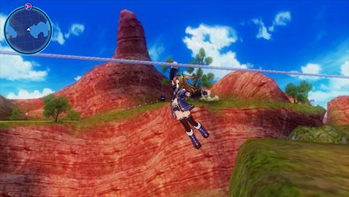 Hyperdimension Neptunia VS Sega Hard Girls: Dream Fusion Special