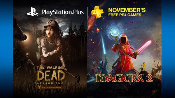 PlayStation Plus - November 2015