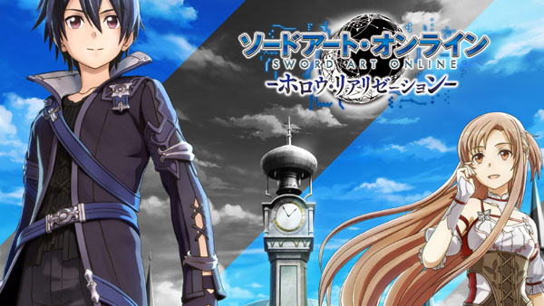 Sword art online: hollow realization (usa) + dlc [nonpdrm] psvita.