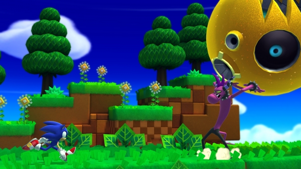 скачать игру Sonic Lost World через торрент на Pc - фото 7