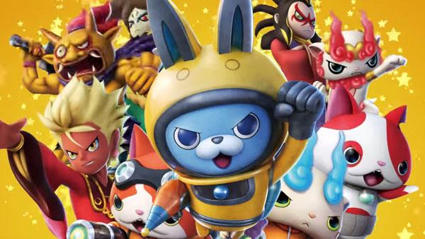 Yo-kai Watch Busters Moon Rabbit Team