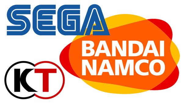 Bandai Namco Sega Koei Tecmo