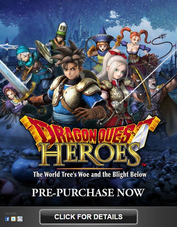 Dragon Quest Heroes for PC