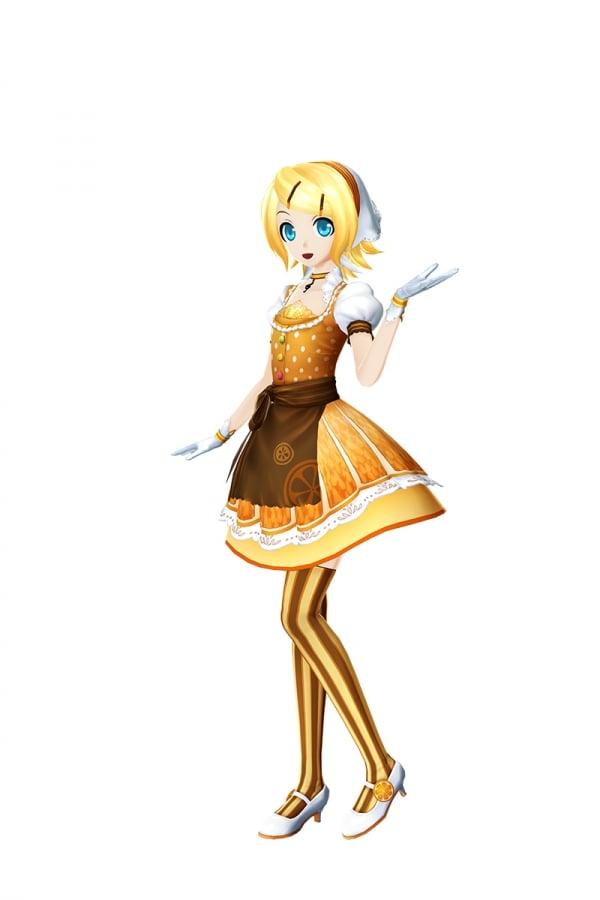 Hatsune Miku: Project DIVA X
