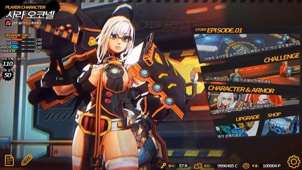 Korean developers showcase upcoming PS4 games - Gematsu