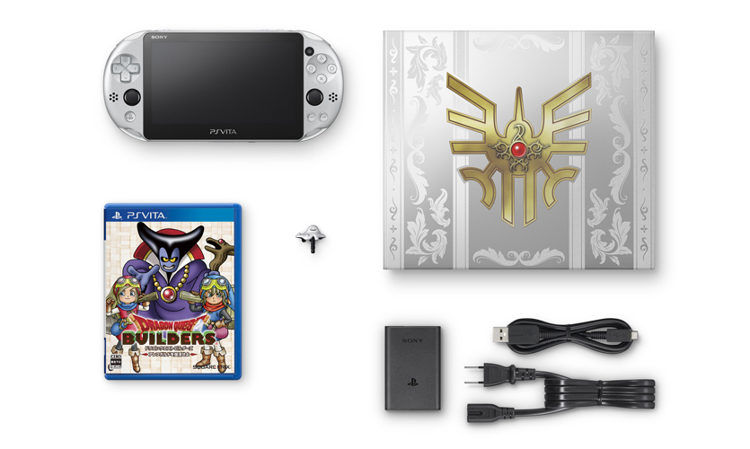 Dragon Quest Metal Slime Edition PS Vita announced for Japan